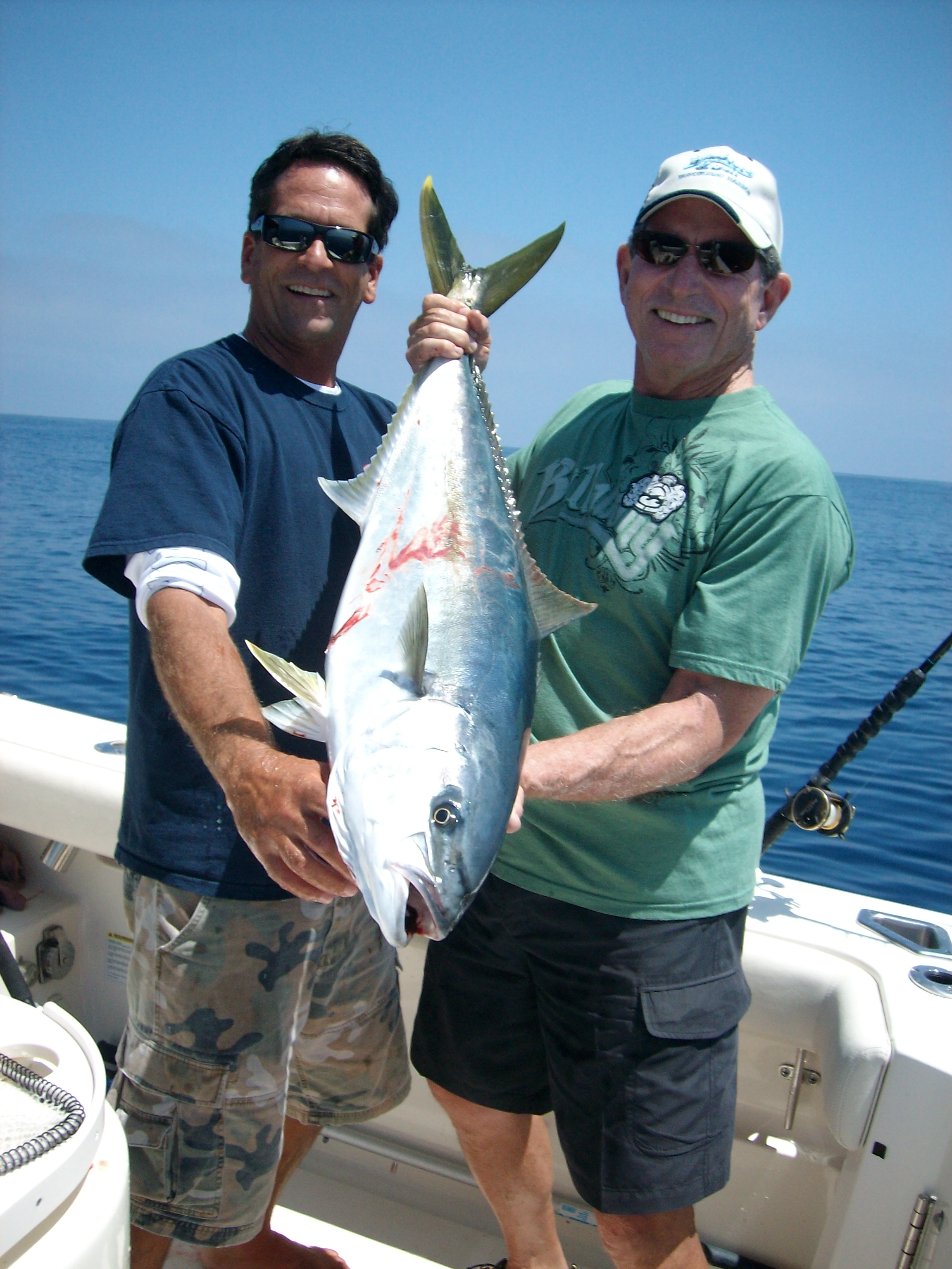 Southern california saltwater reports 976 tuna the for Seaforth landing fish report