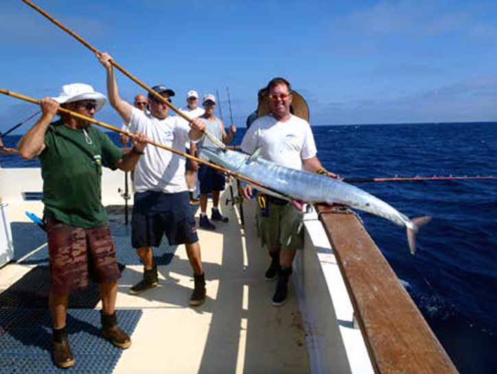Point loma long range update 976 tuna the original for Point loma fishing report