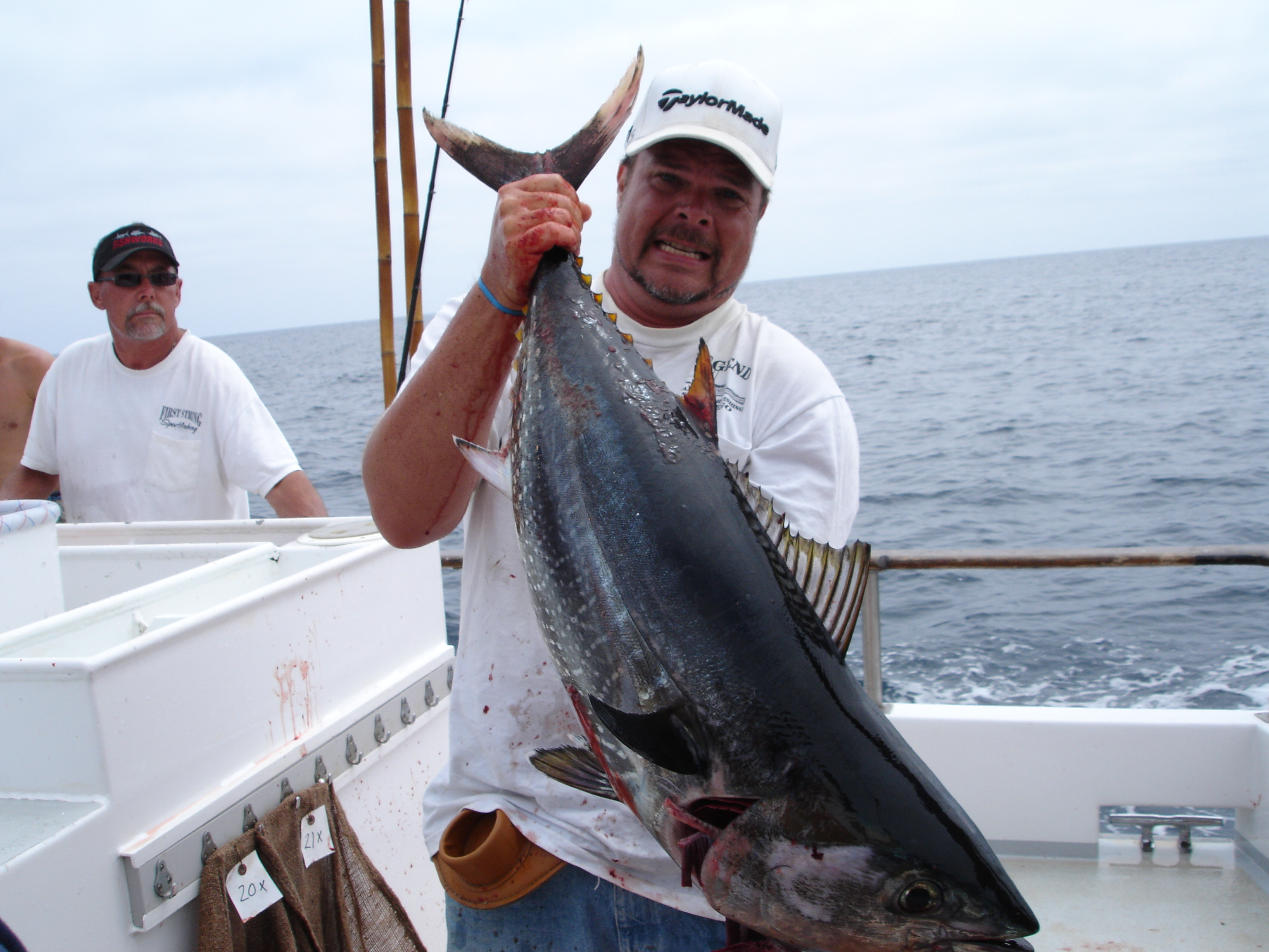 News 976 tuna the original leader in fish reports 1 for Oceanside fish report