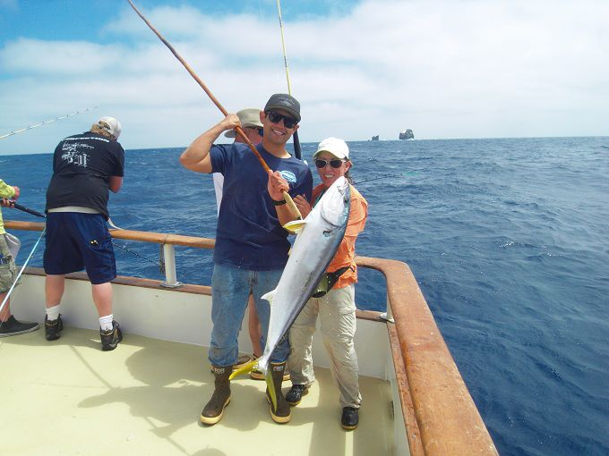 976 tuna the original leader in fish reports 1 since 1985 for Royal polaris fishing