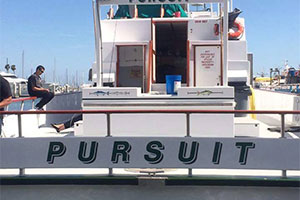 Pursuit Sportfishing